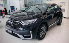Honda CR-V 2020 giảm giá gần 100 triệu đồng tại đại lý: Quyết tâm đua doanh số với Mazda CX-5