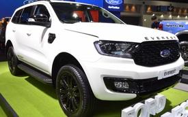 Ford Everest Sport 2021 dự kiến về Việt Nam trong tháng sau: Ngoại hình hầm hố, chỉ có bản một cầu, tạo áp lực cho Toyota Fortuner