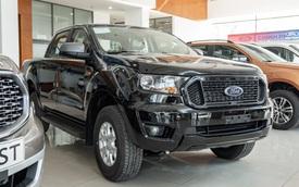 Chi tiết Ford Ranger XLS MT 2021 giá 630 triệu đồng vừa về đại lý: Bán tải thực dụng cho người eo hẹp tài chính