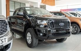 Đại lý nhận đặt cọc Ford Ranger lắp ráp tại Việt Nam: 5 phiên bản, giao xe đầu tháng 6, giữ nguyên trang bị