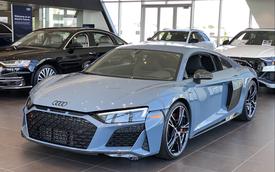 Đại lý tư nhân mở cọc Audi R8 2021: Giá gần 21 tỷ đồng, đại gia Việt cần quan tâm tới thời gian chờ xe