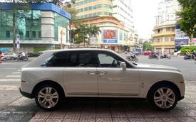 Rolls-Royce Cullinan với lai lịch bí ẩn cập bến đại lý tư nhân đình đám số 1 Sài Gòn