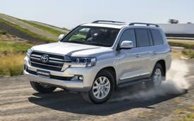 'Nồi đồng cối đá' Toyota Land Cruiser ra bản đặc biệt cuối cùng trước khi bước sang thế hệ mới