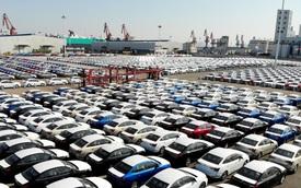 Thị trường xe Trung Quốc hồi phục khủng khiếp, nhà cung ứng không kịp chạy đua