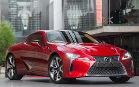 Lexus LC 500 chính hãng rục rịch về Việt Nam: Xe chơi gần chục tỷ, đối trọng của BMW 8-Series do THACO phân phối
