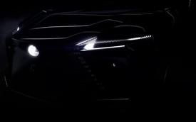 Lexus nhá hàng bộ đôi SUV và sedan hoàn toàn mới, quyết bám đuổi Mercedes
