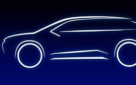 Toyota hé lộ SUV hoàn toàn mới, cỡ ngang RAV4 nhưng rộng rãi hơn nhiều