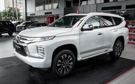 Mitsubishi Pajero Sport 2020 khuyến mãi 4 tùy chọn đến 55 triệu đồng, chạy đua với Toyota Fortuner và Ford Everest dịp cuối năm