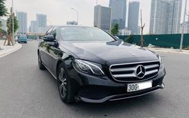 Vừa chạy 5 tháng, phiên bản này của Mercedes-Benz E-Class hạ giá chỉ hơn 1,8 tỷ đồng