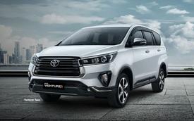 Toyota Innova sắp có bản 'đỉnh cao' như Legender của Fortuner