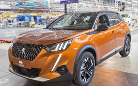 Peugeot 2008 chốt lịch ra mắt Việt Nam: Lắp ráp trong nước, giá tạm tính từ 750 triệu, đấu Hyundai Kona