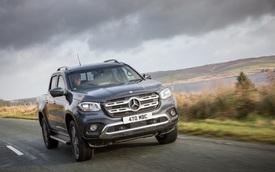 Mercedes-Benz X-Class ngừng sản xuất từ tháng 5 - phép thử thất bại toàn diện của ngôi sao ba cánh
