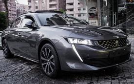 Peugeot 508 thế hệ mới về Việt Nam giữa năm nay: Nhiều đổi mới, giá dự kiến 1,3 tỷ đồng, đấu Toyota Camry và Honda Accord