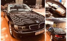Bán BMW 7-Series ngang giá Toyota Vios số sàn, chủ xe than thở: 'Không muốn nhìn thấy xe nữa'