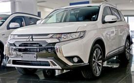 Mitsubishi Outlander 2020 chốt ngày ra mắt Việt Nam, dùng quà 55 triệu đồng vợt khách của Honda CR-V