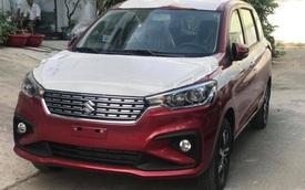 Suzuki Ertiga 2020 đã về đại lý: Giá từ 499 triệu đồng, thêm trang bị nhằm đối đầu Xpander