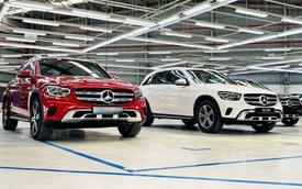 So sánh Mercedes-Benz GLC 200 4Matic và GLC 200: Có gì hơn với mức chênh giá bằng chiếc Kia Morning?