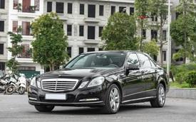 Đại gia Việt bán Mercedes-Benz E 300 độ 'ngược', giá rẻ hơn Mazda3 2019 hàng chục triệu đồng