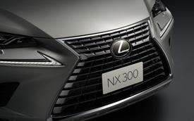 Đua với Mercedes-Benz GLC, Lexus NX300 2020 ra mắt tại Việt Nam với giá 2,56 tỷ đồng