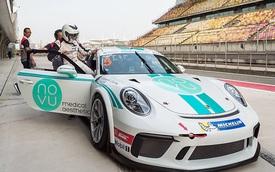 Hà Nội có thêm giải đua mới với nhiều siêu xe Porsche