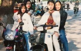 Khi bố mẹ là 'dân chơi' đời đầu: 'Lên đồ' siêu chất, cưỡi Honda Dream hay xe Cub sành điệu khác gì rich kid bây giờ đâu