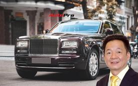 Bộ sưu tập xe 'khủng' nhà bầu Hiển: 4 mẫu xe độc nhất Việt Nam, tổng giá trị không dưới trăm tỷ