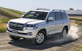 Toyota Land Cruiser ra mắt bản đặc biệt như xe sang, vẫn 'lười' không tung thế hệ mới
