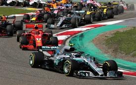 Chặng đua F1 Trung Quốc bị huỷ vì Corona, F1 Việt Nam vẫn sẽ tổ chức