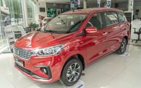 Chi tiết Suzuki Ertiga 2020 tại đại lý - Xe 7 chỗ rẻ nhất Việt Nam thêm trang bị cạnh tranh Xpander