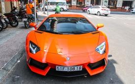 Lamborghini Aventador nổi tiếng của đại gia ngành y tế, từng qua tay Minh 'nhựa' và đóng MV với Tuấn Hưng tái xuất sau thời gian dài nằm garage