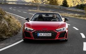 Audi R8 đời mới hé lộ thông tin hot, có quyết định như Lamborghini Huracan