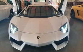 7 tỷ cũng mua được siêu xe như mới: Lamborghini Aventador 'chào hàng' đại gia Việt khi mới chỉ lăn bánh 1.200km