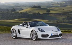 Cạnh tranh Audi TT, Porsche dự định làm xe mui trần giá rẻ