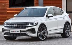 Lộ diện VW Tiguan mới, Honda CR-V cần dè chừng