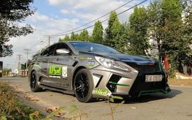 Hyundai Sonata độ cửa cắt kéo Lamborghini rao bán giá 479 triệu đồng, kèm lời rao 'mua về chỉ việc chạy'