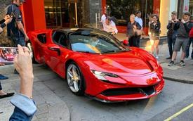 3 siêu xe Ferrari chính hãng về Việt Nam trong năm nay - Quyết chinh phục giới nhà giàu trong nước