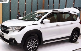 Ra mắt Suzuki XL7 - SUV của Ertiga đấu vua doanh số Xpander