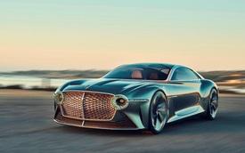 Bentley Bacalar định ngày ra mắt: Chiếc đầu tiên sẽ bàn giao cho Hoàng gia Anh, giá không dưới 2 triệu USD