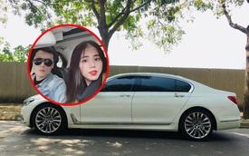 Ông xã 'thánh nữ cover' Hương Ly bán BMW 7-Series giá hơn 2,7 tỷ đồng, tâm sự: 'Từng đăng bài rồi xoá vì tiếc xe'