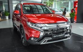 Ra mắt Mitsubishi Outlander 2020 tại Việt Nam: Thêm nhiều công nghệ, giá từ 825 triệu đồng 'rẻ' hơn Honda CR-V và Mazda CX-5