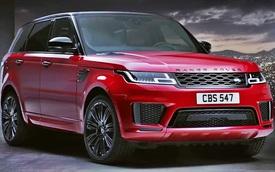 Range Rover Sport đời mới lần đầu lộ diện với 1 chi tiết cho thấy động cơ không hề tầm thường