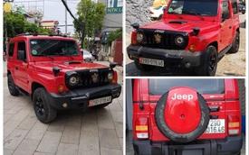 Thiếu thời gian chơi, chủ xe bán SUV Kia nhái Jeep với giá chưa tới 200 triệu đồng