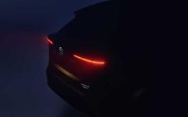Toyota hé lộ SUV hoàn toàn mới, đối đầu Honda HR-V