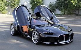 3 mẫu Bugatti đầy mê hoặc nhưng không được sản xuất
