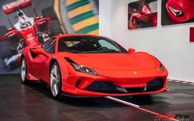 Cận cảnh Ferrari F8 Tributo thứ hai cập bến Việt Nam: Ít option hơn, tạm nhập tái xuất từ Malaysia
