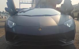 Lamborghini Aventador S thứ hai về Việt Nam, phá vỡ thế độc tôn của đại gia Hoàng Kim Khánh