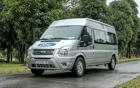 Ford Transit chạy được bằng dầu ăn, mỡ thải từ bếp nhà cũng sử dụng được