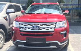 Ford Explorer chính thức chốt giá mới: Giảm 269 triệu, lần đầu dưới 2 tỷ đồng - Dọn kho để đón phiên bản mới?