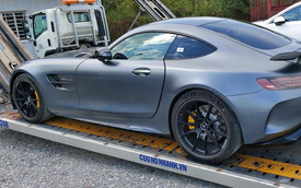 Siêu xe Mercedes-AMG GT R đầu tiên về Việt Nam, riêng màu sơn tốn tiền bằng cả chiếc Honda SH
