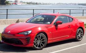 Toyota sắp cho ra mắt xe thể thao giá rẻ với công suất dự kiến 260 mã lực